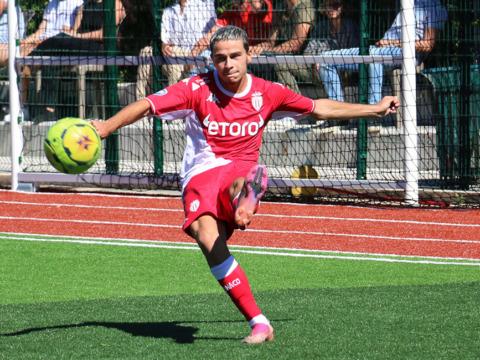 Les U19 s'imposent face à Nîmes et talonnent l'ASSE