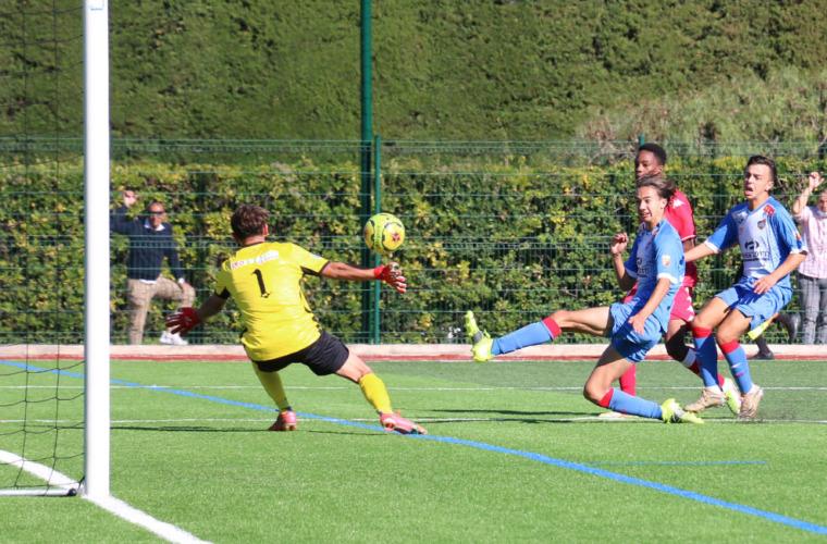 Les U19 tenus en échec par Béziers